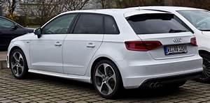 Audi A3 8v : file audi a3 sportback s line 8v heckansicht 21 ~ Nature-et-papiers.com Idées de Décoration