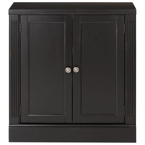 black storage cabinets home styles 22 in x 32 in x 64 5 in montego bay four