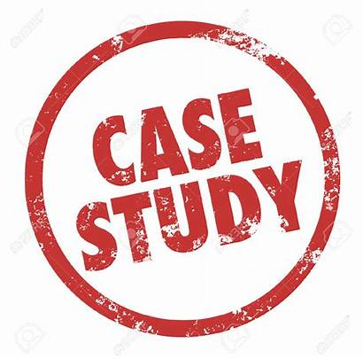 Case Study Clipart Stamp Example Words Ink