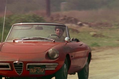 graduate  synopsis legendarische autofilms