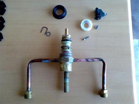 locate diverter valve  fix sink sprayer