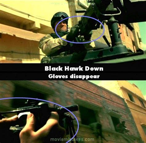 Black Hawk Down (2001) Movie Mistake Picture (id 15627