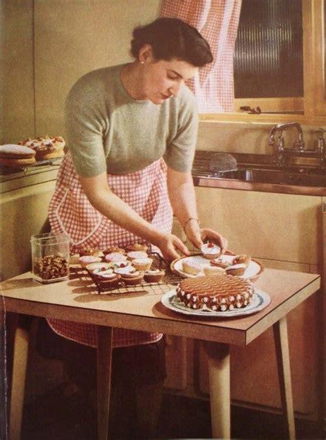 kitchen good housekeeping  vintage cooking