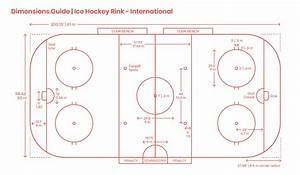International Ice Hockey Rinks Are Used For International