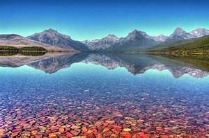 Lake Mcdonald Photograph by Rick Ulmer