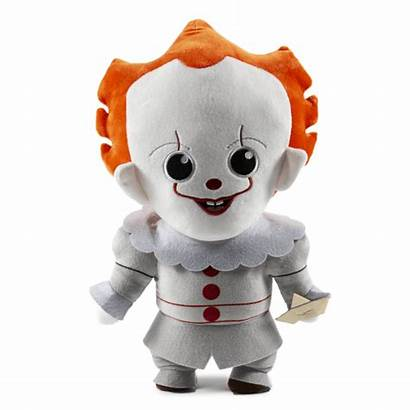 Plush Pennywise Clown Kidrobot Dancing Vibrating Hugme