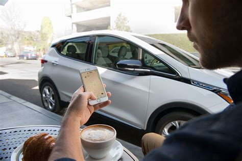 testing  general motors maven car sharing service