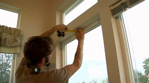 install window blinds youtube