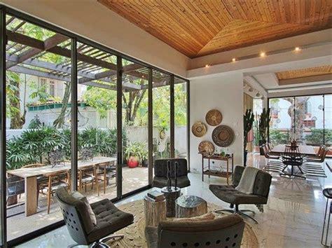 Modern Rustic Interior Design » Condado Beach Estate Home