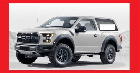 new car specs and review 2018 ford bronco raptor specifications and design