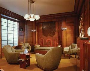 art deco living room art deco pinterest With art deco interior photos