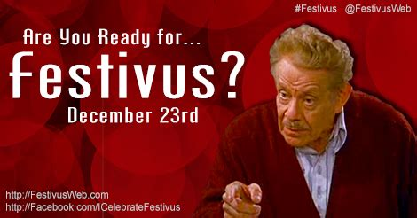 happy festivus  festivus   rest   festivus