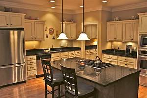 chalk paint kitchen cabinets cream paint With best brand of paint for kitchen cabinets with lineman wall art