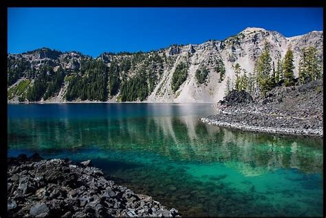 Crater Lake Seventh Deepest Lake in The World - Gets Ready