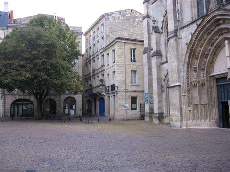 place le map bordeaux local city guide