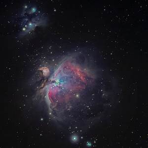 Wallpaper Weekends: Stargazing - The Orion Nebula for Mac ...