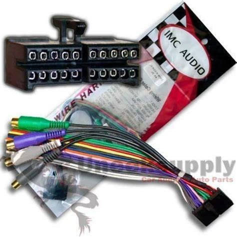Jensen Wire Harness Ebay