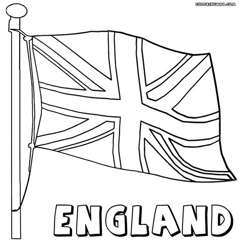 England coloring pages   Coloring pages to download and print