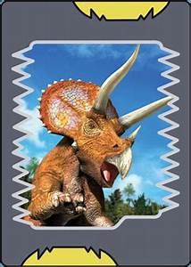 Image 42TRICERATOPSpng Dinosaur King