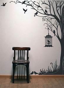 Stickers Arbre Noir : stickers chambre adulte lesquels choisir ~ Teatrodelosmanantiales.com Idées de Décoration