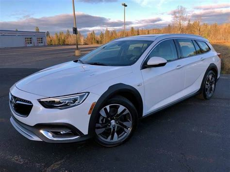 Buick Regal All Wheel Drive by 2019 Buick Regal Tourx Tourx Essence All Wheel Drive In