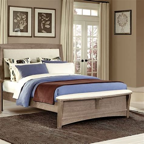Bedroom Bench Costco by Chambers King Upholstered Bench Bed Costco 1000 House