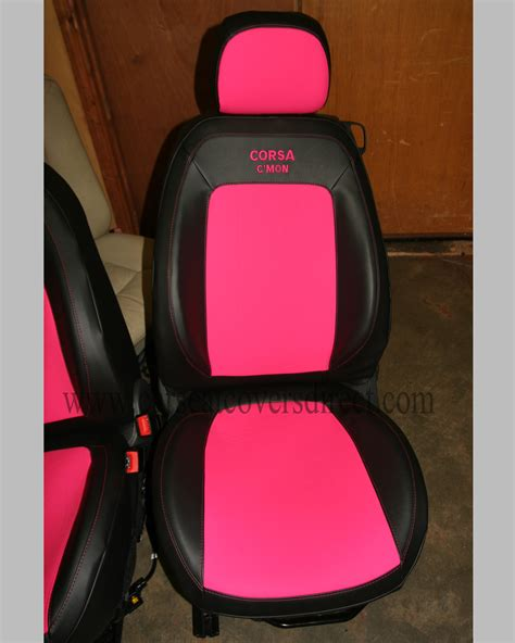 opel corsa seat covers corsa  custom tailored