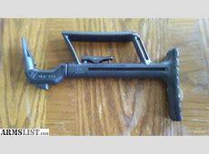 ARMSLIST For Sale Isram glr 440 Glock gun stock