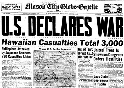 pearl harbor day article