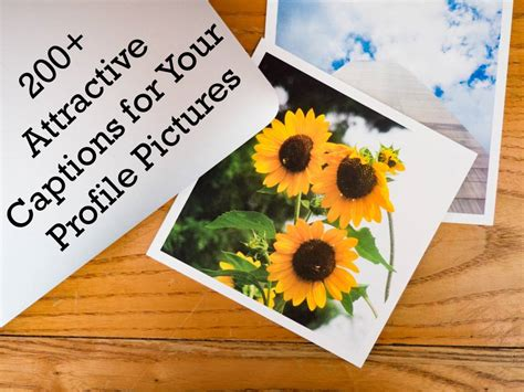 200 attractive captions for your profile pictures