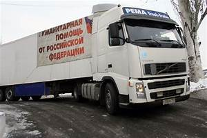 Russian Emergencies Ministry convoy delivers some 300 tons ...