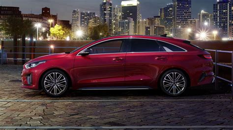 swoopy  kia proceed starts   top gear