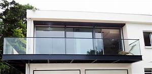 Garde Corps En Verre : garde coprs alu garde corps verre terrasse balcon ~ Melissatoandfro.com Idées de Décoration