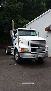 2000 Sterling At9500 Commercial Trucks Daycab  Semi