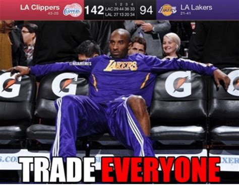 Lakers Memes - 25 best memes about la clippers la clippers memes