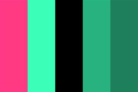 uncommon colors uncommon runaway color palette
