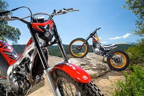 Honda Introduces Two Trials Bikes For 2015