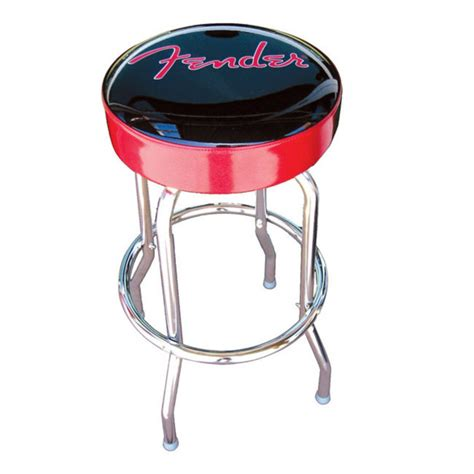 Fender Guitar Stools Fender 30 Inch Bar Stool At Gear4music