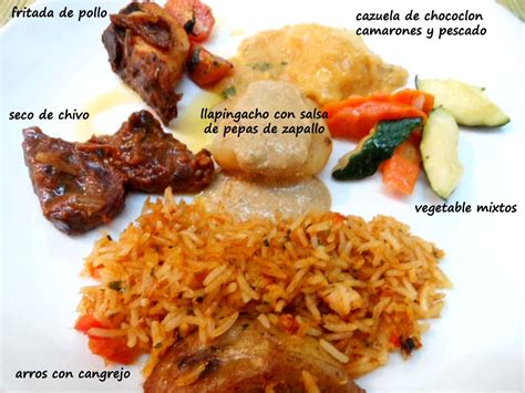 Ecuador, Small Country Of Great Flavors  The Gastronomy