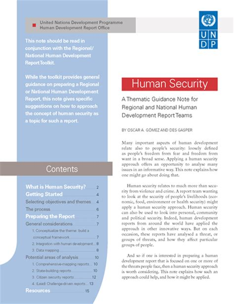 Human, development Index (HDI) human development