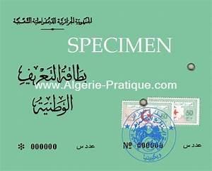 Carte D Identité Provisoire : carte d identit renouvellement sur algerie ~ Medecine-chirurgie-esthetiques.com Avis de Voitures