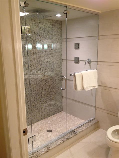 Steam Shower Doors by 187 Steam Enclosures New Images Mirror Glass Co