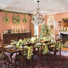 Southern Living Gracious Living Rooms by Christmas Formal Dining Rooms On Pinterest Christmas