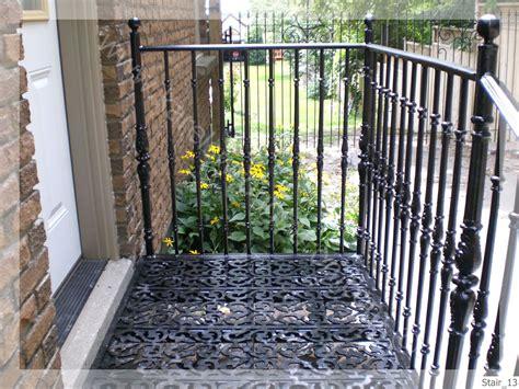 Wrought Iron Stairs STAIR13jpg