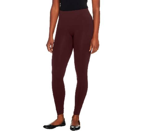 assets red hot label  spanx seamless shaping leggings