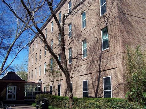 A Definitive Ranking Of Dorms On College Of Charleston's