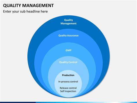 Quality Management PowerPoint Template | SketchBubble