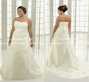 twd077 new design sweetheart applique ivory plus size With plus size ivory wedding dresses