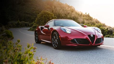 Alfa Romeo Italy : The Top 10 Italian Car Brands