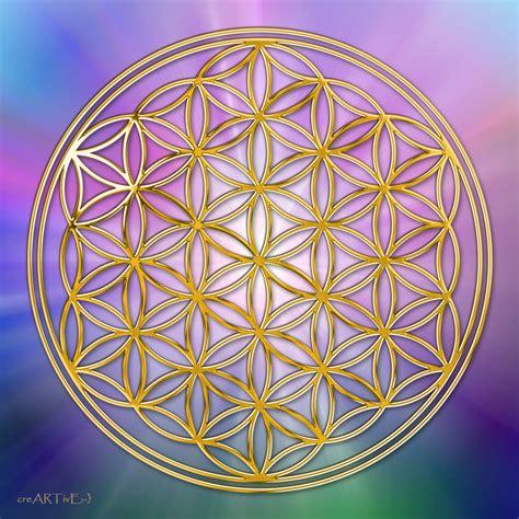 blume des lebens ausdrucken spirit artworks heilige geometrie energiebilder